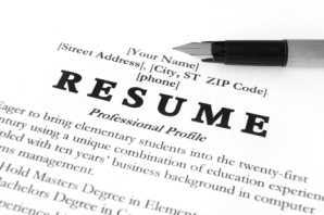 The 3 important Things YOU Need To Know About Resumes