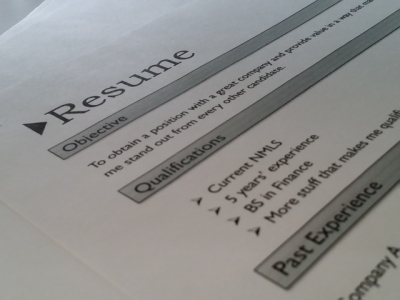 5 Tips For Creating an Effective Resume